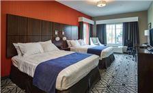 Doublequeen Room At Best Western Gettysburg