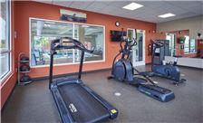 Best Western Gettysburg Fitness Area