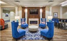 Lobby Area At Best Western Gettysburg