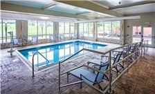 Pool At Best Western Gettysburg