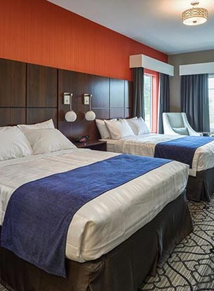 Rooms at Best Western Gettysburg, Pennsylvania